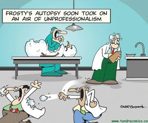 autopsy and frosty image
