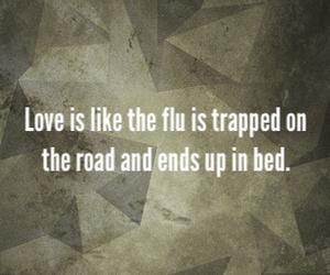 flu, like, and love image