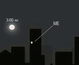 night, me, and true image