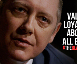 the blacklist, red, and reddington image