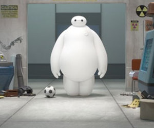 disney, fat, and white image