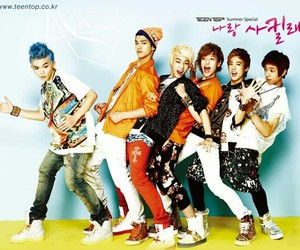 teen top and kpop image
