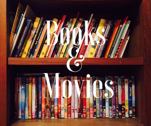 books and movies image