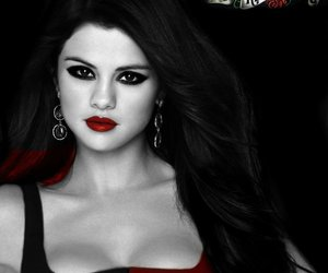 comics, photoshop, and selena gomez image
