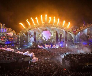 Tomorrowland, love, and amazing image