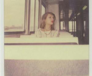Taylor Swift, 1989, and polaroid image
