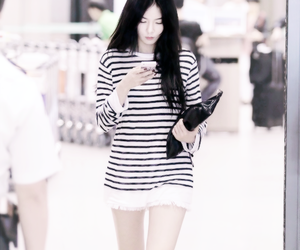 hyuna, fashion, and kpop image