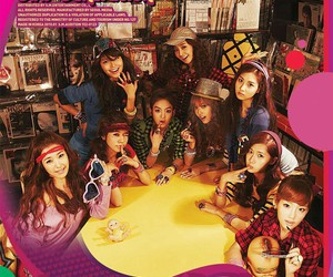 snsd, girls generation, and oh image