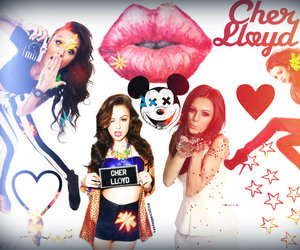 hipster, sweet, and cher lloyd image