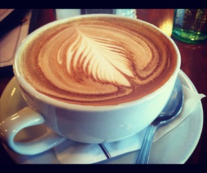 delicious, food, and coffe image