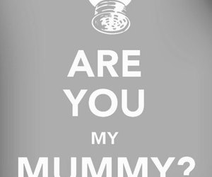 doctor who, mummy, and are you my mummy image