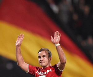 mario gotze, germany, and dfb image