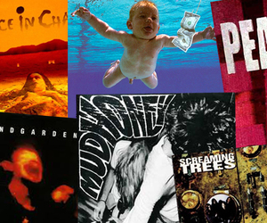 alice in chains, grunge, and mudhoney image