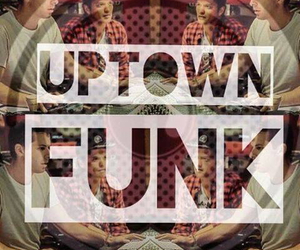 bruno mars, lunes, and uptown funk image