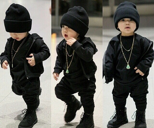 baby, cute, and swag image