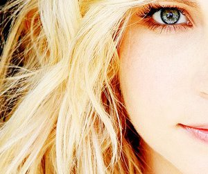 candice accola, blonde, and eyes image