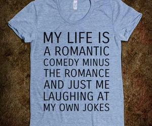 life, romantic, and funny image