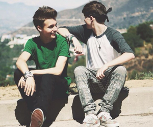 crawford collins, boy, and chris collins image