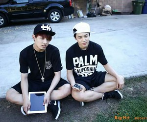bts, jimin, and jung kook image