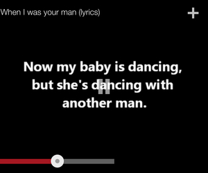 youtube, bruno mars, and when i was your men image