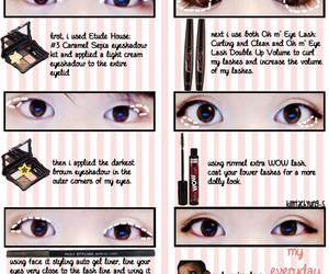 Easy, eyes, and tutorial image