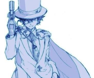 anime, handsome, and detective conan image