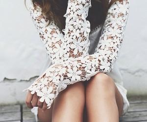 dress, pretty, and pro ana image