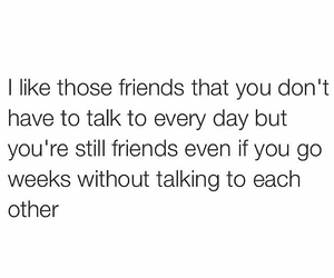 friendship, quotes, and so true image