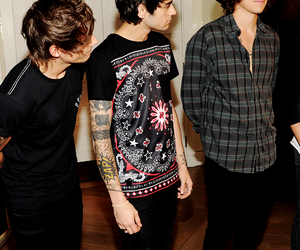 louis tomlinson, Harry Styles, and zayn malik image