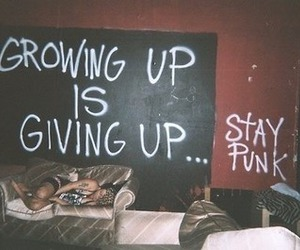 punk, grunge, and quotes image