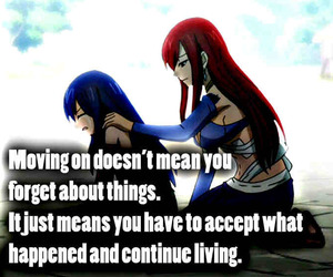 fairy tail, anime, and quotes image