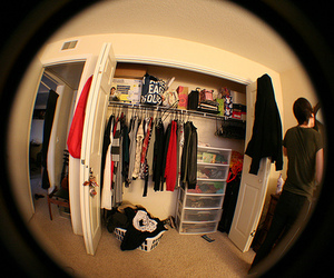 bedroom, boy, and clothes image