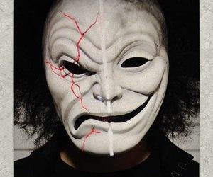 mask, photo, and matty image