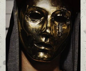 danny, gold, and mask image
