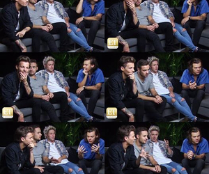 interview, Yahoo, and one direction image