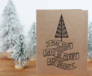 lettering, homemade christmas cards, and diy christmas cards image