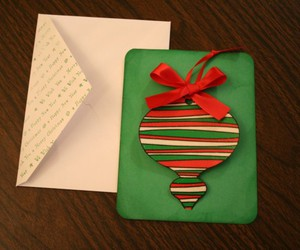 diy christmas cards, christmas, and christmas 2014 image