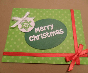 christmas, christmas 2014, and homemade christmas cards image
