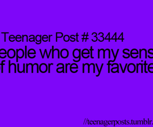 teenager post, funny, and humor image