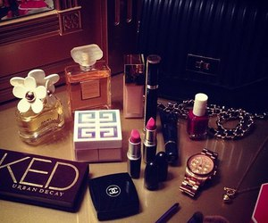 chanel, cosmetic, and make up image