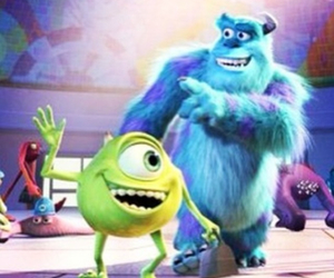 disney, monster, and monsters inc image