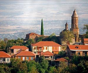 church, beautiful cities, and Georgia image