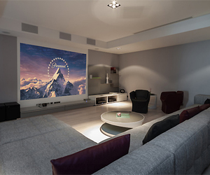 home, movie, and house image