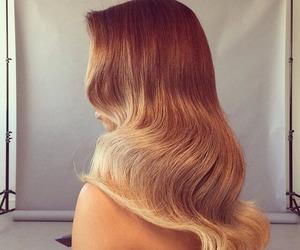 golden era, cute, and hair image