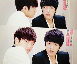 infinite, sungyeol, and L image