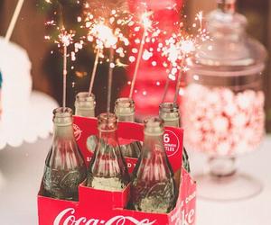 christmas, coca cola, and coke image