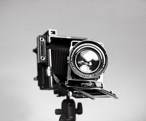 camera, old, and tripod image