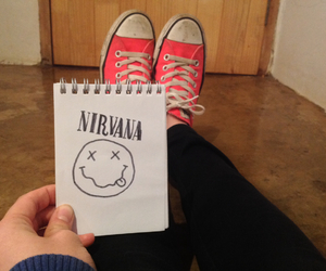 music, nirvana, and song image