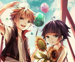 naruto, anime, and boruto image