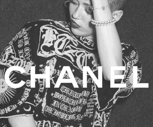 miley cyrus, chanel, and miley image